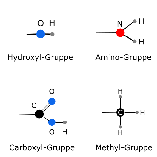 Funktionelle Gruppen
